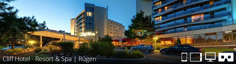 Cliff Hotel - Resort & Spa | Rügen