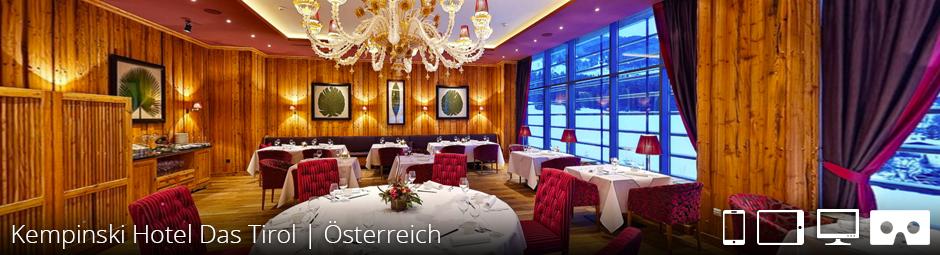 Kempinski Hotel Das Tirol | Österreich