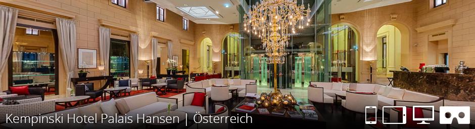 Kempinski Hotel Palais Hansen