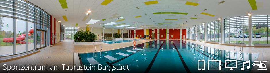 Sportzentrum am Taurastein Burgstädt
