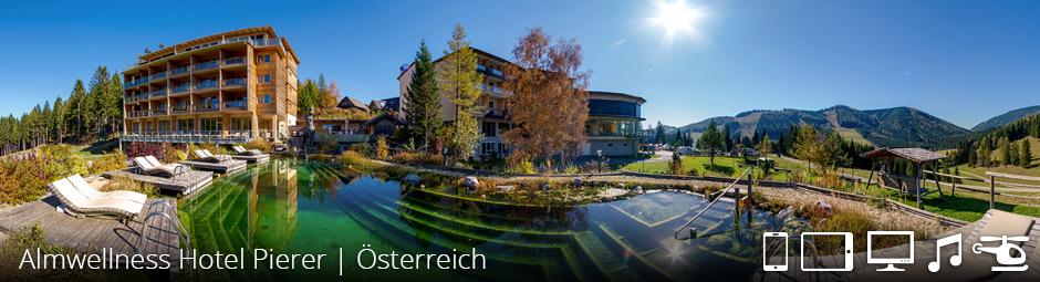 Almwellness Hotel Pierer | Österreich