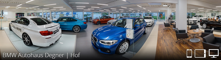 BMW Autohaus Degner   Hof