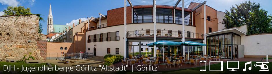 """DJH - Jugendherberge Görlitz """"Altstadt""""   Görlitz"""
