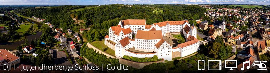 DJH - Jugendherberge Schloss | Colditz