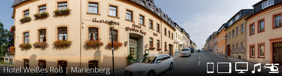 Hotel Weißes Roß | Marienberg