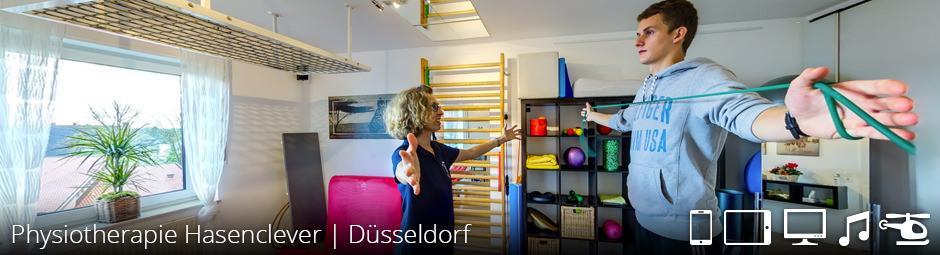 Physiotherapie Hasenclever | Düsseldorf