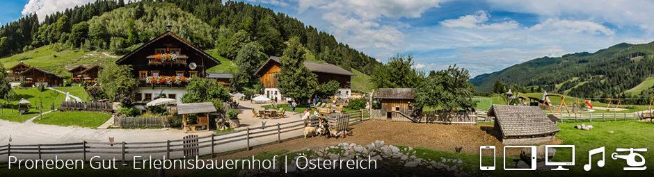 Proneben Gut - Erlebnisbauernhof | Österreich