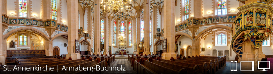 St. Annenkirche | Annaberg-Buchholz