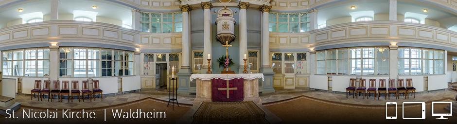 St. Nicolai Kirche | Waldheim