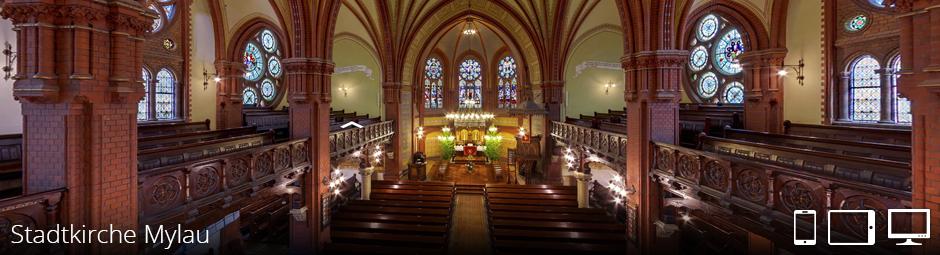 Stadtkirche Mylau