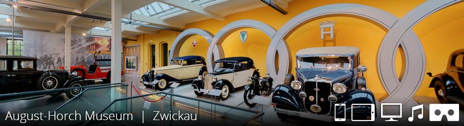 August-Horch Museum Zwickau