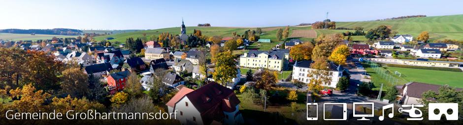 Gemeinde Großhartmannsdorf