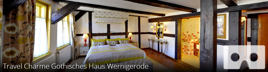 Travel Charme Gothisches Haus Wernigerode Virtuelle